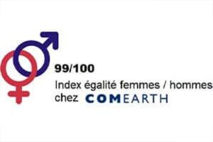 Index égalité Femmes / Hommes 99/100